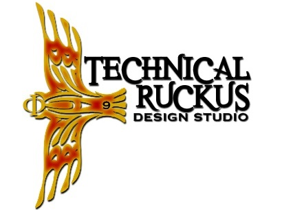 Technical Ruckus Design Studios Logo